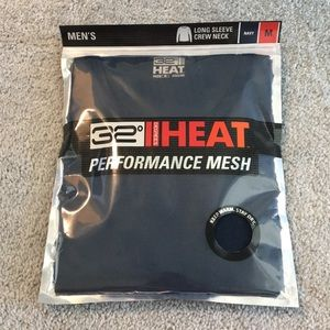 32 Degrees Heat